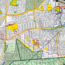 Richmond London Map.Local Plan Proposals Map Adopted July 2015
